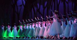 Ballet Nacional, virtuosismo y excelencia